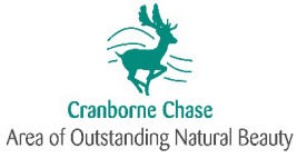 Logo: Cranborne Chase Area of Outstanding Natural Beauty