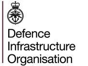 Logo: Defence Infrastructure Organisation (DIO)