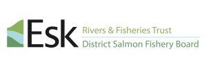 Logo: Esk Disrict Salmon Fishery Board