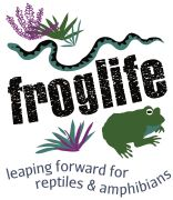 Logo: Froglife