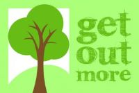 Logo: Get Out More CIC