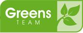 Logo: Greens Team