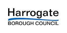 Logo: Harrogate Borough Council