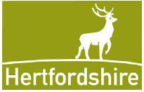 Logo: Hertfordshire County Council