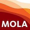 Logo: MOLA (Museum of London Archaeology)