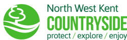 Logo: North West Kent Countryside Partnership