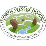 Logo: North Wessex Downs AONB