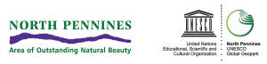 Logo: North Pennines AONB Partnership