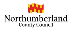 Logo:Northumberland County Council