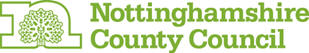 Logo: Nottinghamshire County Council