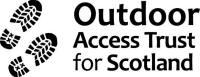 Logo: Outdoor Access Trust for Scotland