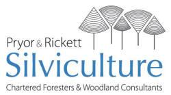Logo: Pryor & Rickett Silviculture
