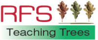 Logo: Royal Forestry Society Teaching Trees