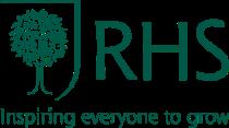 Logo: RHS - encouraging everyone to grow