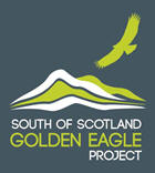 Logo: South of Scotland Golden Eagle Project