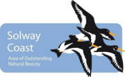 Logo: Solway Coast Area of Outstanding Natural Beauty