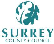 Logo: Surrey County Council