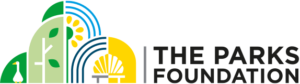 Logo; The Parks Foundation