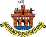 Logo:Thetford Town Council