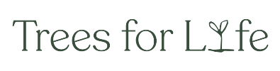Logo: Trees for Life