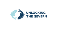 Logo: Unlocking the Severn