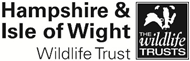 Logo: Hampshire & Isle of Wight Wildlife Trust