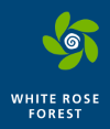 Logo: White Rose Forest