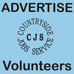 Advertise Volunteers