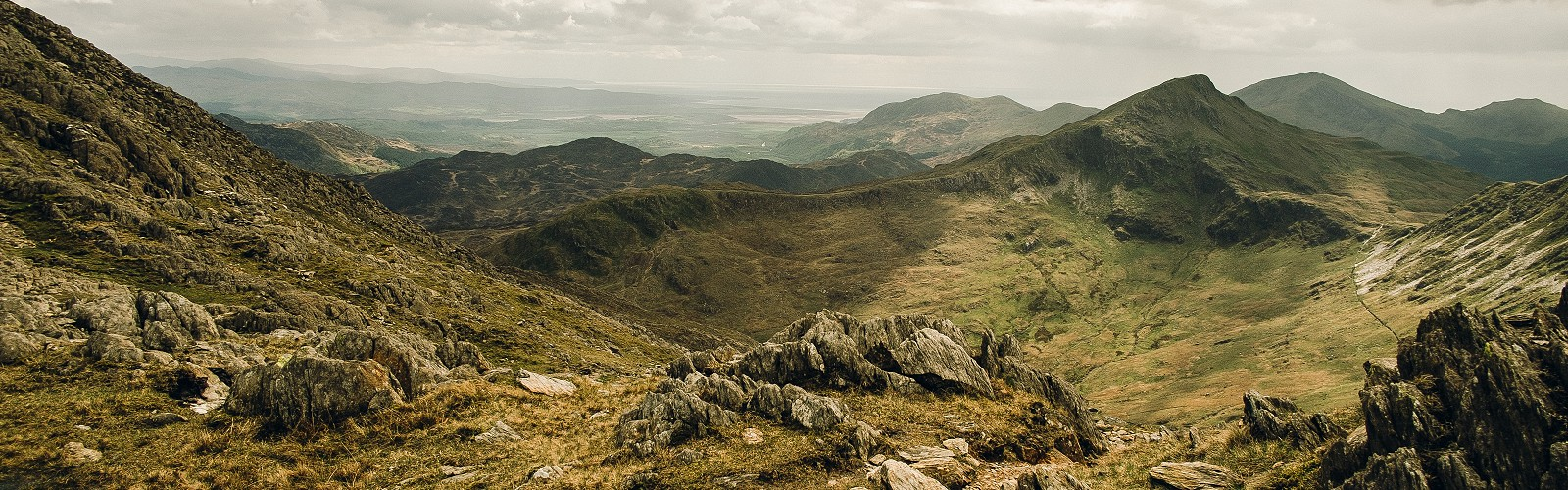 Valleys in Snowdonia (image: Mitchell Orr on unsplash)