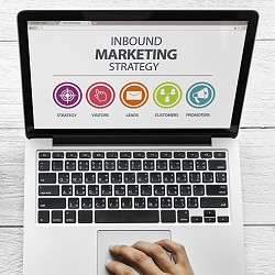 laptop showing marketing strategy plans (image: RawPixel on pixabay)
