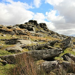Tor on Dartmoor (Pixabay)