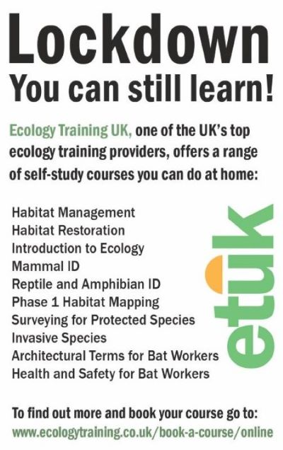 Online Ecology Self-Study Courses